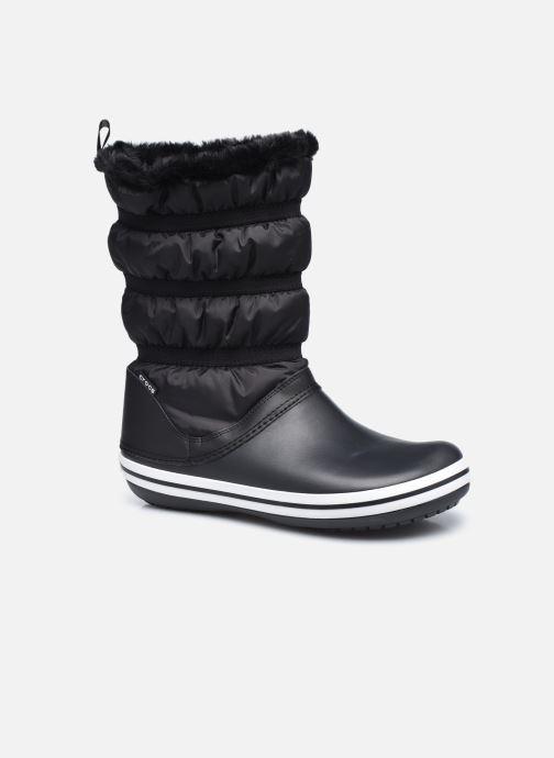 Stiefel Crocs Crocband Boot W schwarz detaillierte ansicht/modell