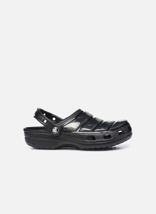Clogs & Pantoletten Crocs Classic Neo Puff Clog W schwarz ansicht von hinten