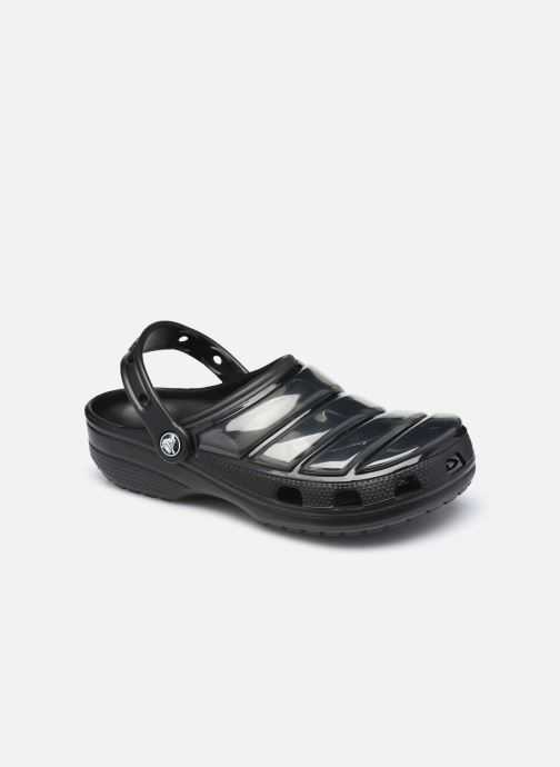 Clogs & Pantoletten Crocs Classic Neo Puff Clog W schwarz detaillierte ansicht/modell