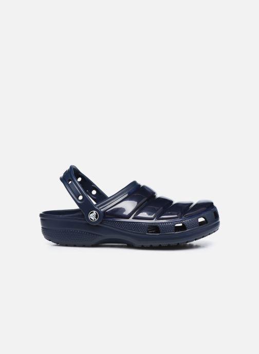 Clogs & Pantoletten Crocs Classic Neo Puff Clog W blau ansicht von hinten