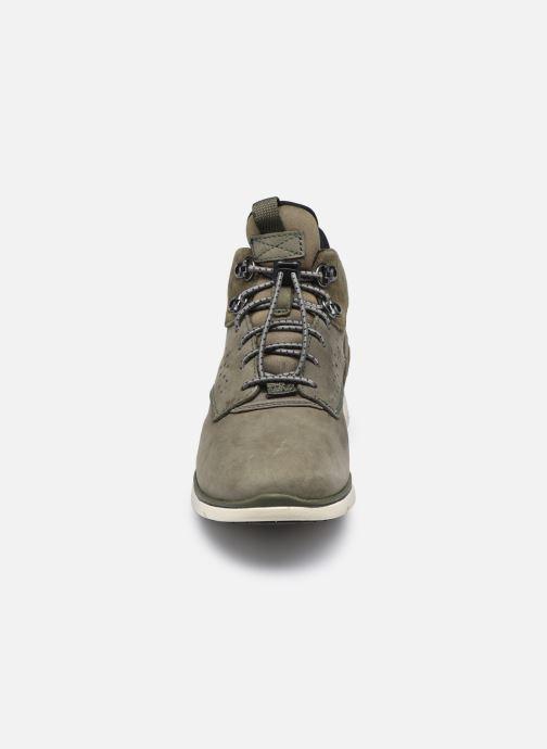 Bottines et boots Timberland Killington Hiker Chukka K Vert vue portées chaussures