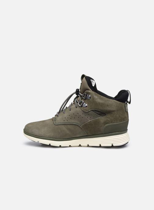 Bottines et boots Timberland Killington Hiker Chukka K Vert vue face