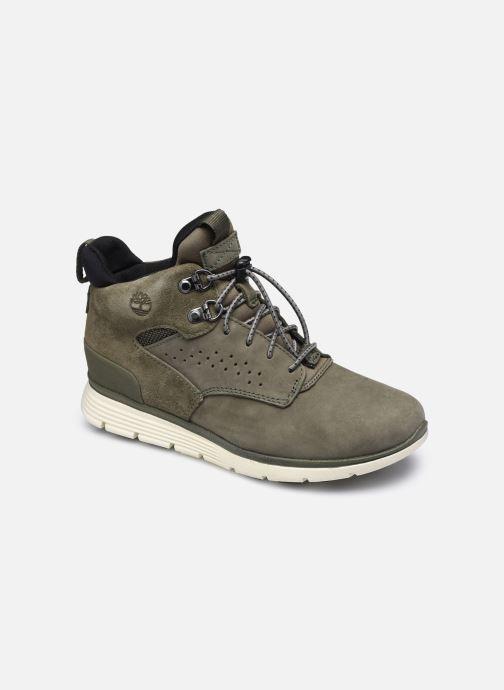 Bottines et boots Timberland Killington Hiker Chukka K Vert vue détail/paire