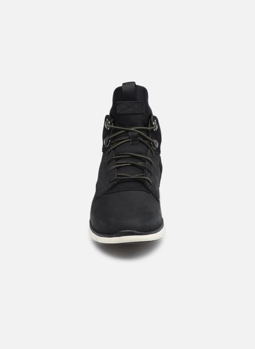 Bottines et boots Timberland Killington Hiker Chukka K Noir vue portées chaussures