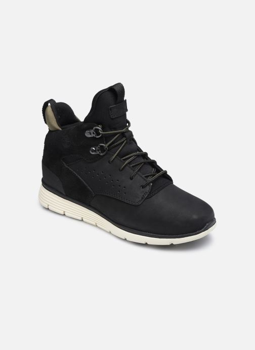 Boots en enkellaarsjes Timberland Killington Hiker Chukka K Zwart detail