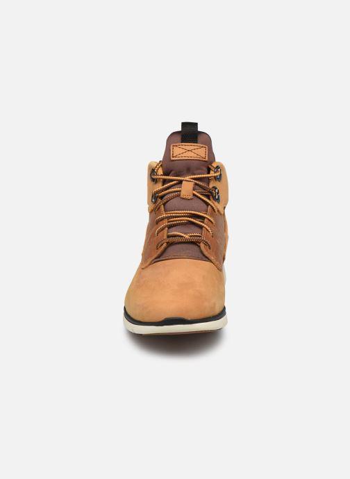 Bottines et boots Timberland Killington Hiker Chukka K Marron vue portées chaussures