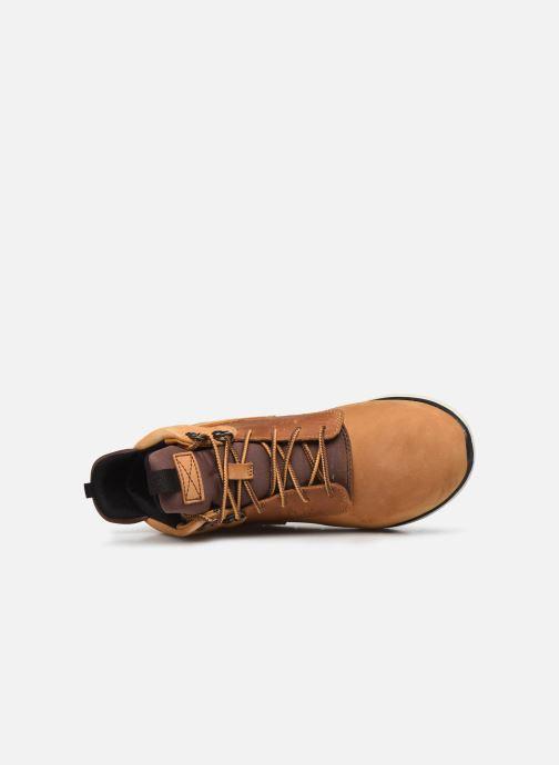 Bottines et boots Timberland Killington Hiker Chukka K Marron vue gauche