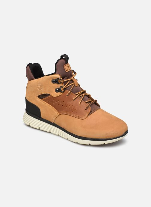 Bottines et boots Timberland Killington Hiker Chukka K Marron vue détail/paire