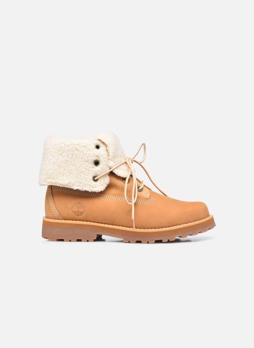 Boots en enkellaarsjes Timberland Courma Kid Shrl RT Bruin achterkant