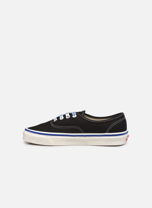 Sneaker Vans Authentic 44 DX W schwarz ansicht von vorne