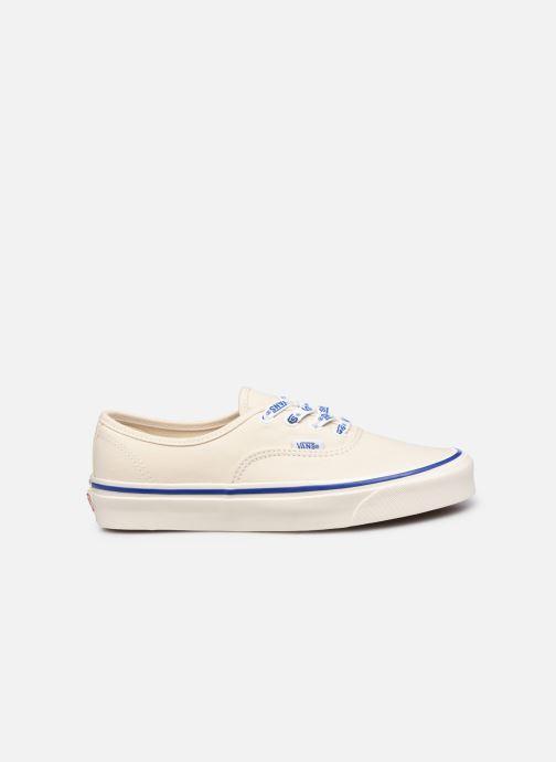 Sneaker Vans Authentic 44 DX W weiß ansicht von hinten