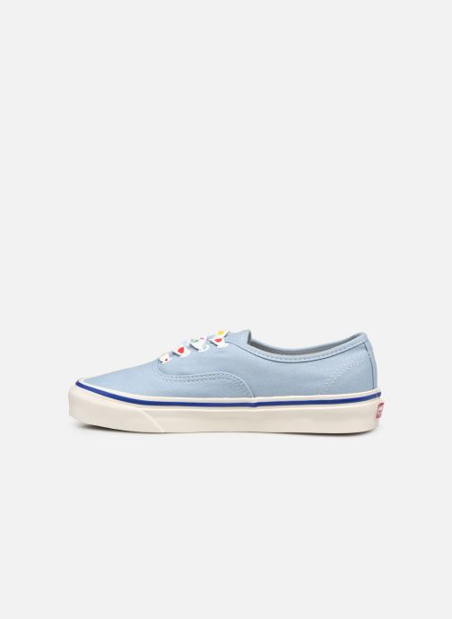 Baskets Vans Authentic 44 DX W Bleu vue face