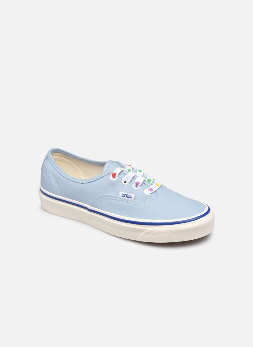 Baskets Vans Authentic 44 DX W Bleu vue détail/paire
