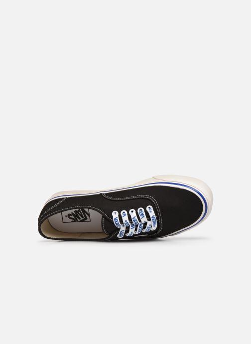 Sneaker Vans Authentic 44 DX schwarz ansicht von links
