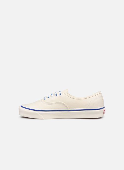 Sneaker Vans Authentic 44 DX weiß ansicht von vorne