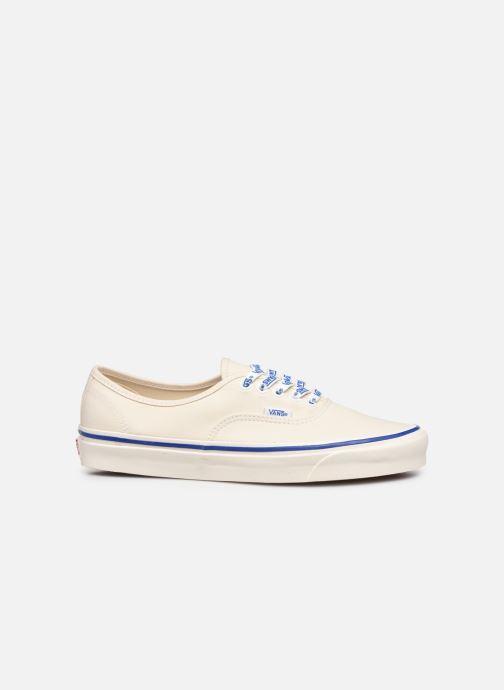 Sneaker Vans Authentic 44 DX weiß ansicht von hinten