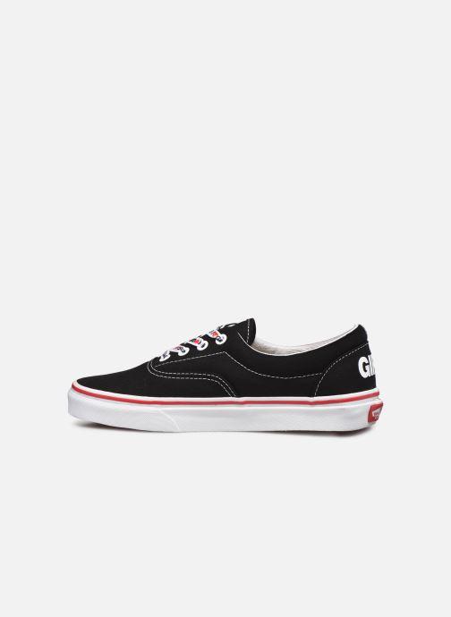 Sneaker Vans UA Era W schwarz ansicht von vorne
