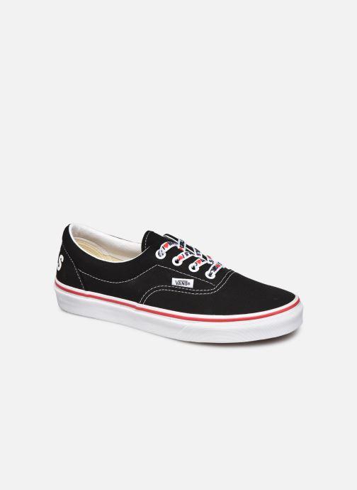 Sneaker Vans UA Era W schwarz detaillierte ansicht/modell