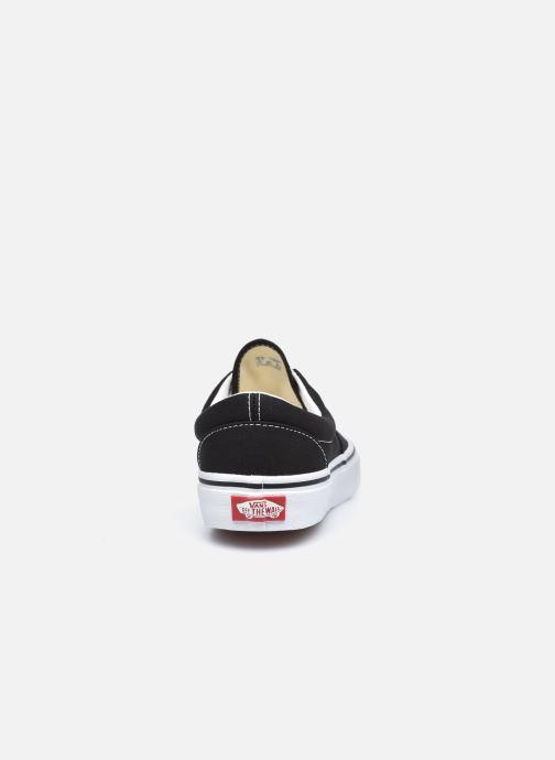 Sneaker Vans UA Era W schwarz ansicht von rechts