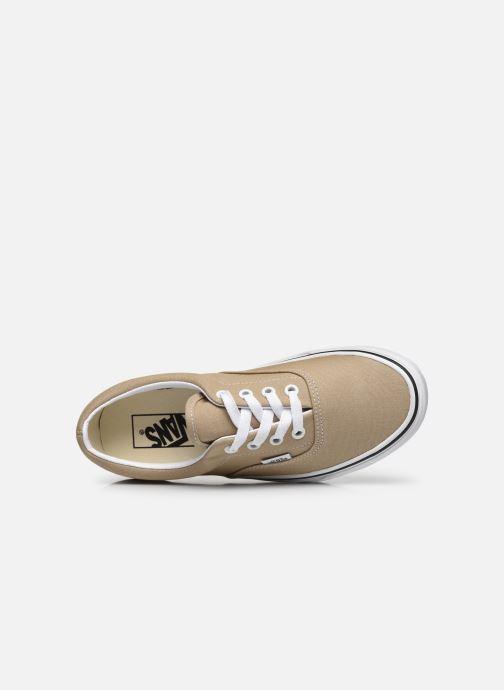 Sneaker Vans UA Era W beige ansicht von links