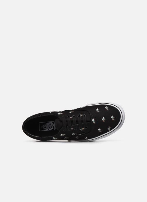 Sneaker Vans UA Era schwarz ansicht von links