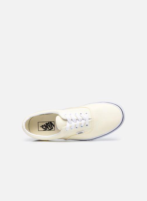 Sneaker Vans UA Era beige ansicht von links
