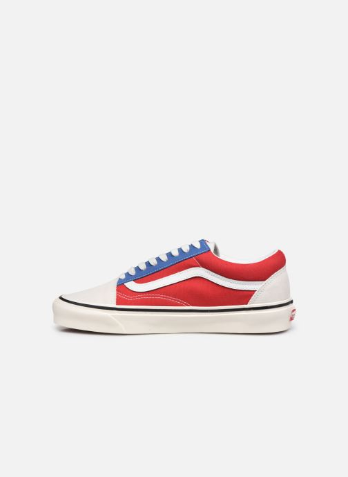 Baskets Vans UA Old Skool 36 DX Bleu vue face