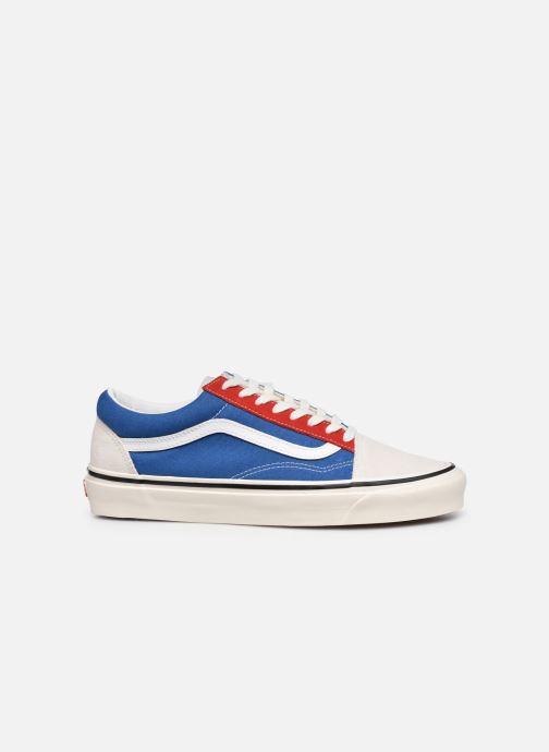 Sneaker Vans UA Old Skool 36 DX blau ansicht von hinten
