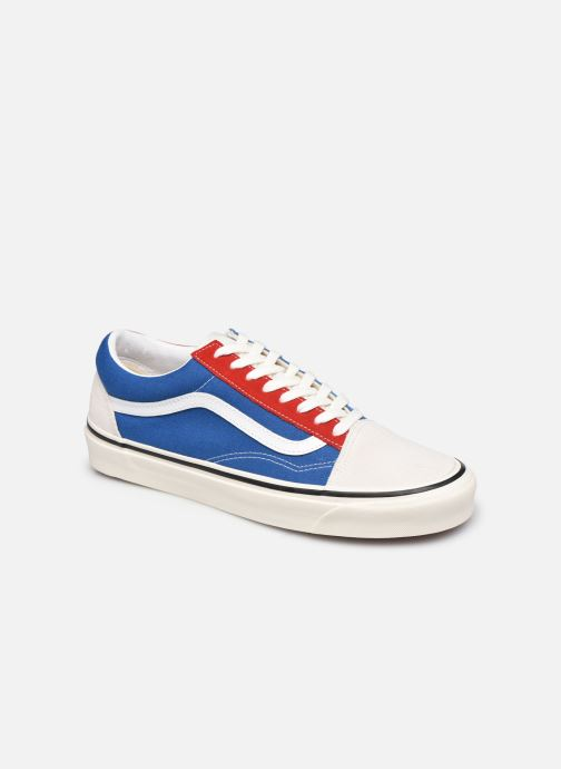 Baskets Vans UA Old Skool 36 DX Bleu vue détail/paire