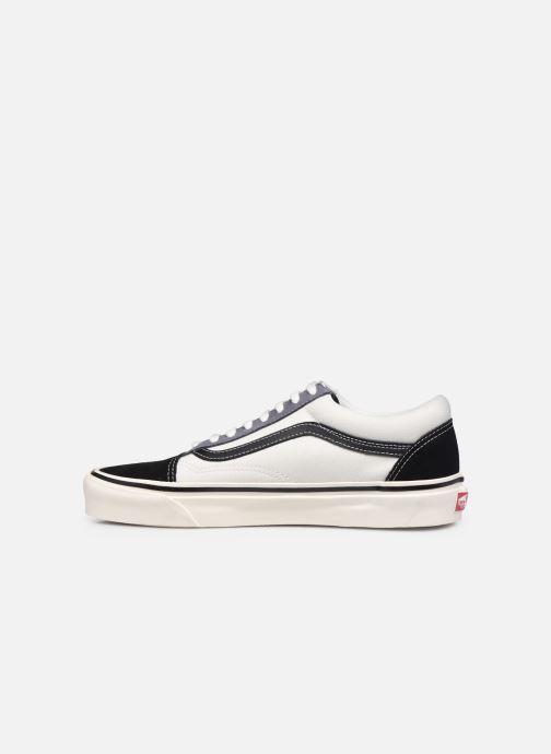 Sneaker Vans UA Old Skool 36 DX grau ansicht von vorne