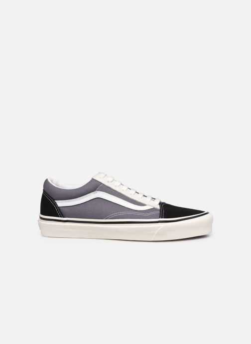 Baskets Vans UA Old Skool 36 DX Gris vue derrière