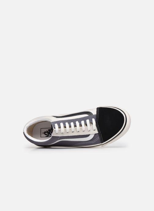 Sneaker Vans UA Old Skool 36 DX grau ansicht von links