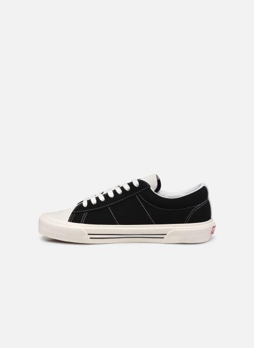 Sneaker Vans UA Sid DX schwarz ansicht von vorne