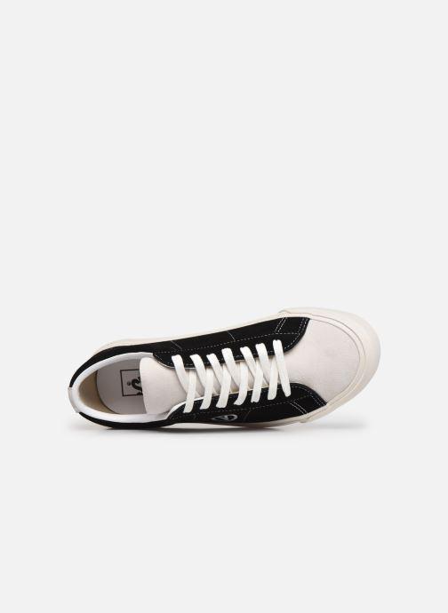 Sneaker Vans UA Sid DX schwarz ansicht von links