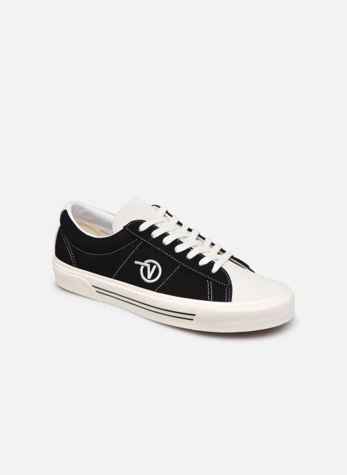 Sneaker Vans UA Sid DX schwarz detaillierte ansicht/modell