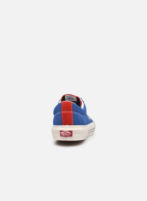 Sneaker Vans UA Sid DX blau ansicht von rechts