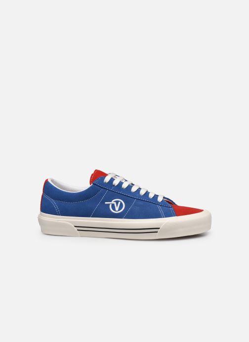 Sneaker Vans UA Sid DX blau ansicht von hinten