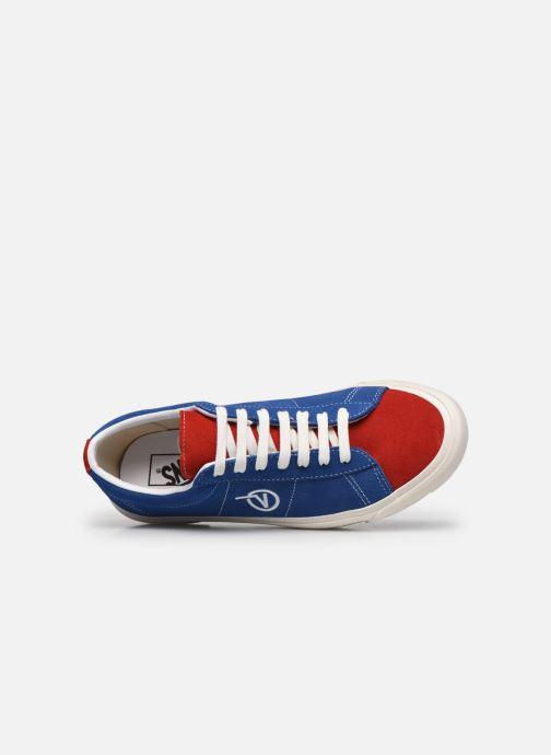 Sneaker Vans UA Sid DX blau ansicht von links
