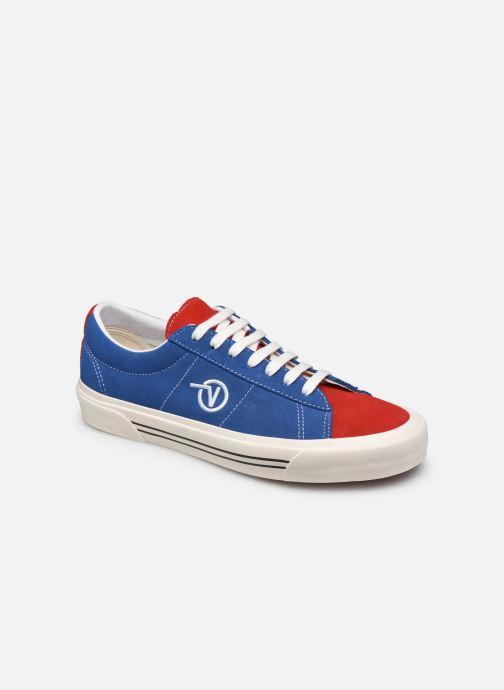 Sneaker Vans UA Sid DX blau detaillierte ansicht/modell