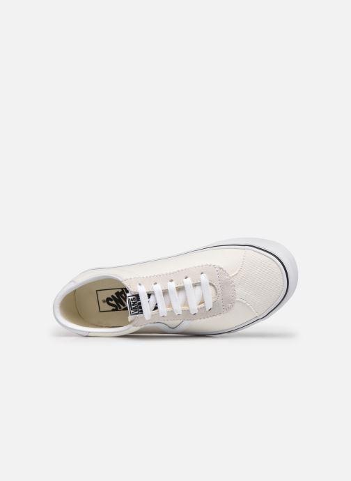 Sneaker Vans Vans Sport W beige ansicht von links
