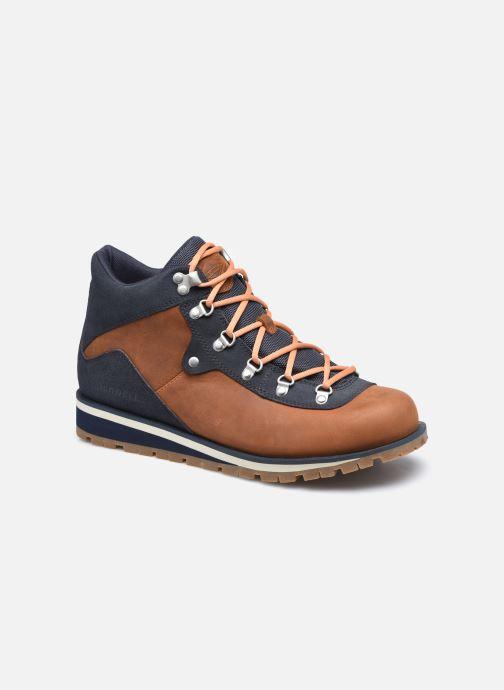 Chaussures de sport Merrell West Fork Wp Marron vue détail/paire