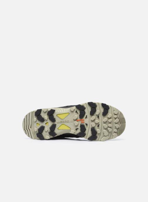 Zapatillas de deporte Merrell Mqm Flex 2 Mid Gtx Gris vista de arriba