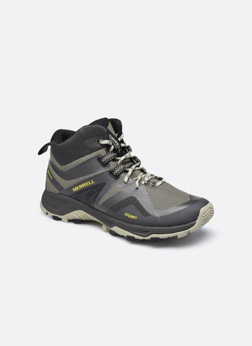 Zapatillas de deporte Merrell Mqm Flex 2 Mid Gtx Gris vista de detalle / par