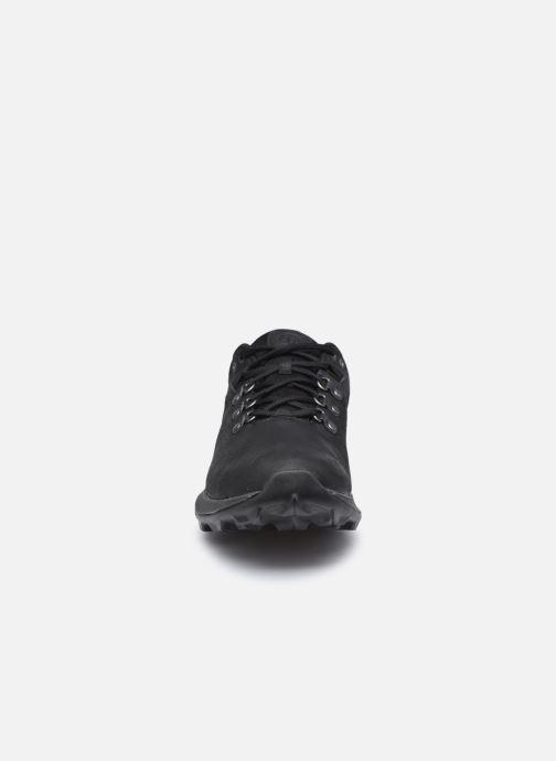 Chaussures de sport Merrell Zion Peak Wp Noir vue portées chaussures