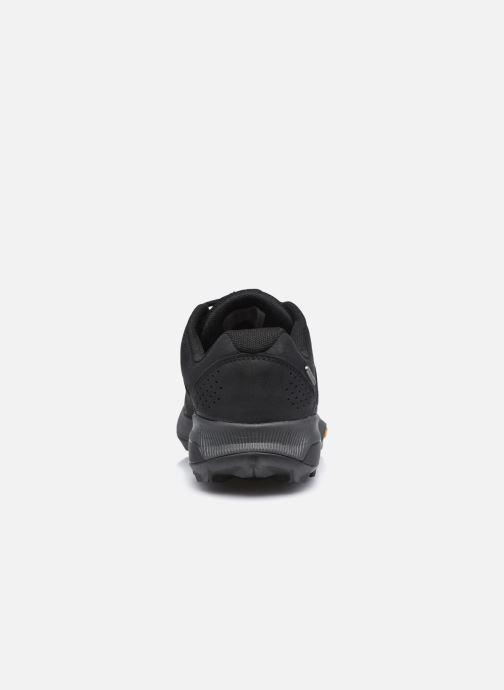 Chaussures de sport Merrell Zion Peak Wp Noir vue droite
