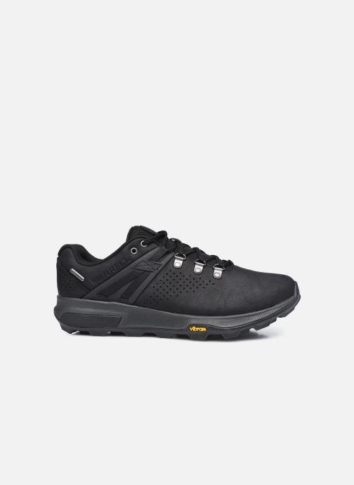 Chaussures de sport Merrell Zion Peak Wp Noir vue derrière