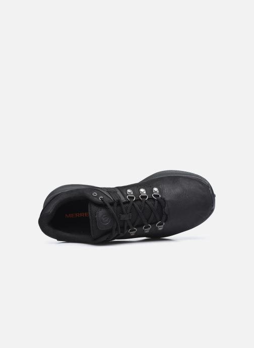 Chaussures de sport Merrell Zion Peak Wp Noir vue gauche
