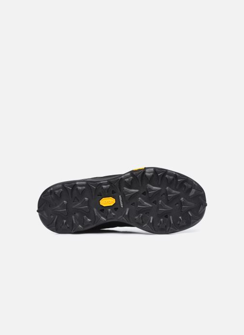 Chaussures de sport Merrell Zion Peak Wp Noir vue haut