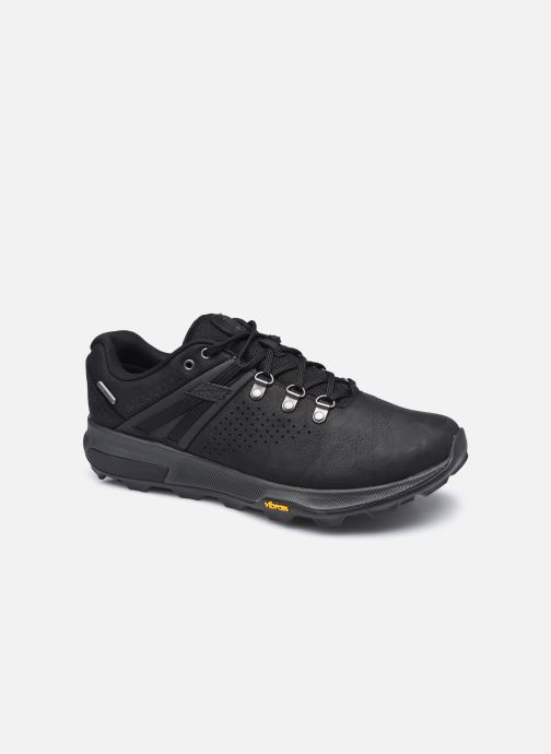 Chaussures de sport Merrell Zion Peak Wp Noir vue détail/paire