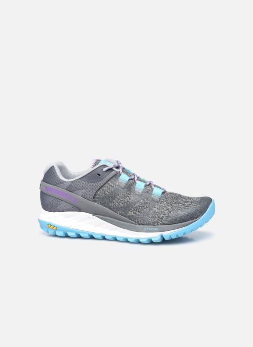 Chaussures de sport Merrell Antora W Gris vue derrière